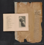 [Walt Kuhn scrapbook of press clippings documenting the Armory Show, vol. 2 pages 179]