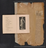 [Walt Kuhn scrapbook of press clippings documenting the Armory Show, vol. 2 pages 181]