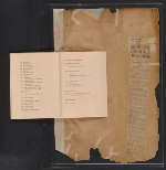 [Walt Kuhn scrapbook of press clippings documenting the Armory Show, vol. 2 pages 183]