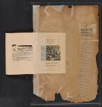 [Walt Kuhn scrapbook of press clippings documenting the Armory Show, vol. 2 pages 188]