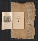 [Walt Kuhn scrapbook of press clippings documenting the Armory Show, vol. 2 pages 191]