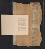 [Walt Kuhn scrapbook of press clippings documenting the Armory Show, vol. 2 pages 192]