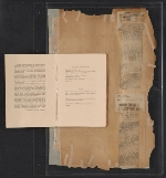 [Walt Kuhn scrapbook of press clippings documenting the Armory Show, vol. 2 pages 193]