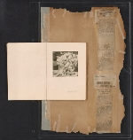 [Walt Kuhn scrapbook of press clippings documenting the Armory Show, vol. 2 pages 196]