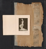 [Walt Kuhn scrapbook of press clippings documenting the Armory Show, vol. 2 pages 198]