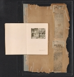 [Walt Kuhn scrapbook of press clippings documenting the Armory Show, vol. 2 pages 200]