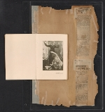 [Walt Kuhn scrapbook of press clippings documenting the Armory Show, vol. 2 pages 201]