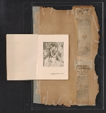 [Walt Kuhn scrapbook of press clippings documenting the Armory Show, vol. 2 pages 204]