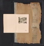[Walt Kuhn scrapbook of press clippings documenting the Armory Show, vol. 2 pages 207]