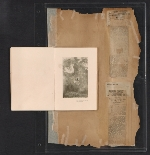 [Walt Kuhn scrapbook of press clippings documenting the Armory Show, vol. 2 pages 208]