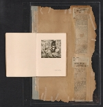 [Walt Kuhn scrapbook of press clippings documenting the Armory Show, vol. 2 pages 209]