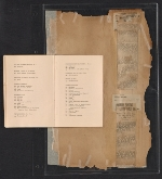 [Walt Kuhn scrapbook of press clippings documenting the Armory Show, vol. 2 pages 221]