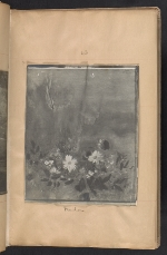 [Walt Kuhn scrapbook of artworks from the Armory Show page 18]