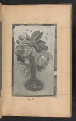 [Walt Kuhn scrapbook of artworks from the Armory Show page 22]