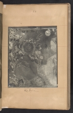 [Walt Kuhn scrapbook of artworks from the Armory Show page 28]