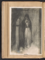 [Walt Kuhn scrapbook of artworks from the Armory Show page 29]