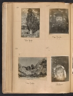 [Walt Kuhn scrapbook of artworks from the Armory Show page 33]