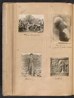 [Walt Kuhn scrapbook of artworks from the Armory Show page 35]