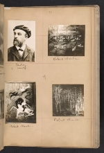[Walt Kuhn scrapbook of artworks from the Armory Show page 36]