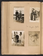 [Walt Kuhn scrapbook of artworks from the Armory Show page 37]