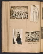 [Walt Kuhn scrapbook of artworks from the Armory Show page 39]