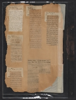 [Walt Kuhn scrapbook of press clippings documenting the Armory Show, vol. 2 page 261]