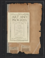 [Walt Kuhn scrapbook of press clippings documenting the Armory Show, vol. 2 page 262]