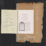 [Walt Kuhn scrapbook of press clippings documenting the Armory Show, vol. 2 page 263]