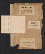 [Walt Kuhn scrapbook of press clippings documenting the Armory Show, vol. 2 page 291]
