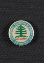 [Armory show button and lapel pin 1]