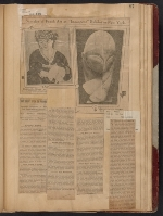 [Walt Kuhn scrapbook of press clippings documenting the Armory Show, vol. 1 page 101]