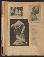 [Walt Kuhn scrapbook of press clippings documenting the Armory Show, vol. 1 page 112]