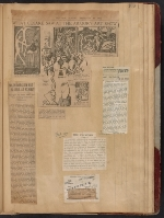 [Walt Kuhn scrapbook of press clippings documenting the Armory Show, vol. 1 page 113]