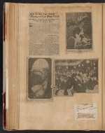 [Walt Kuhn scrapbook of press clippings documenting the Armory Show, vol. 1 page 116]