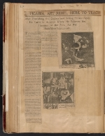 [Walt Kuhn scrapbook of press clippings documenting the Armory Show, vol. 1 page 120]