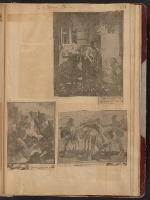[Walt Kuhn scrapbook of press clippings documenting the Armory Show, vol. 1 page 121]