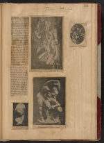 [Walt Kuhn scrapbook of press clippings documenting the Armory Show, vol. 1 page 135]