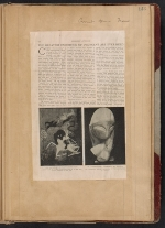[Walt Kuhn scrapbook of press clippings documenting the Armory Show, vol. 1 page 147]