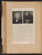 [Walt Kuhn scrapbook of press clippings documenting the Armory Show, vol. 1 page 148]