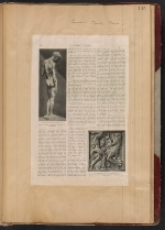 [Walt Kuhn scrapbook of press clippings documenting the Armory Show, vol. 1 page 149]