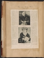 [Walt Kuhn scrapbook of press clippings documenting the Armory Show, vol. 1 page 156]