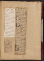 [Walt Kuhn scrapbook of press clippings documenting the Armory Show, vol. 1 page 157]