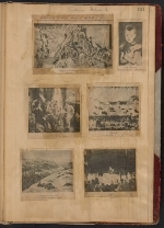 [Walt Kuhn scrapbook of press clippings documenting the Armory Show, vol. 1 page 161]