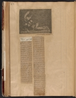 [Walt Kuhn scrapbook of press clippings documenting the Armory Show, vol. 1 page 176]