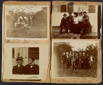 [Walt Kuhn volume 3 photo album, Germany pages 3]