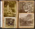 [Walt Kuhn volume 3 photo album, Germany pages 7]