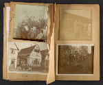 [Walt Kuhn volume 3 photo album, Germany pages 13]