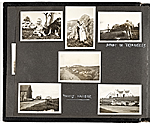 Walt Kuhn photograph album, Nova Scotia