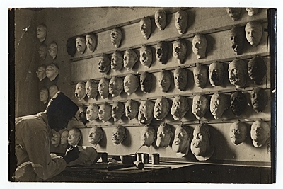 Reconstruction Masks