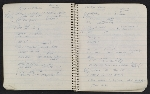 [Notebook of Leo Castelli pages 32]